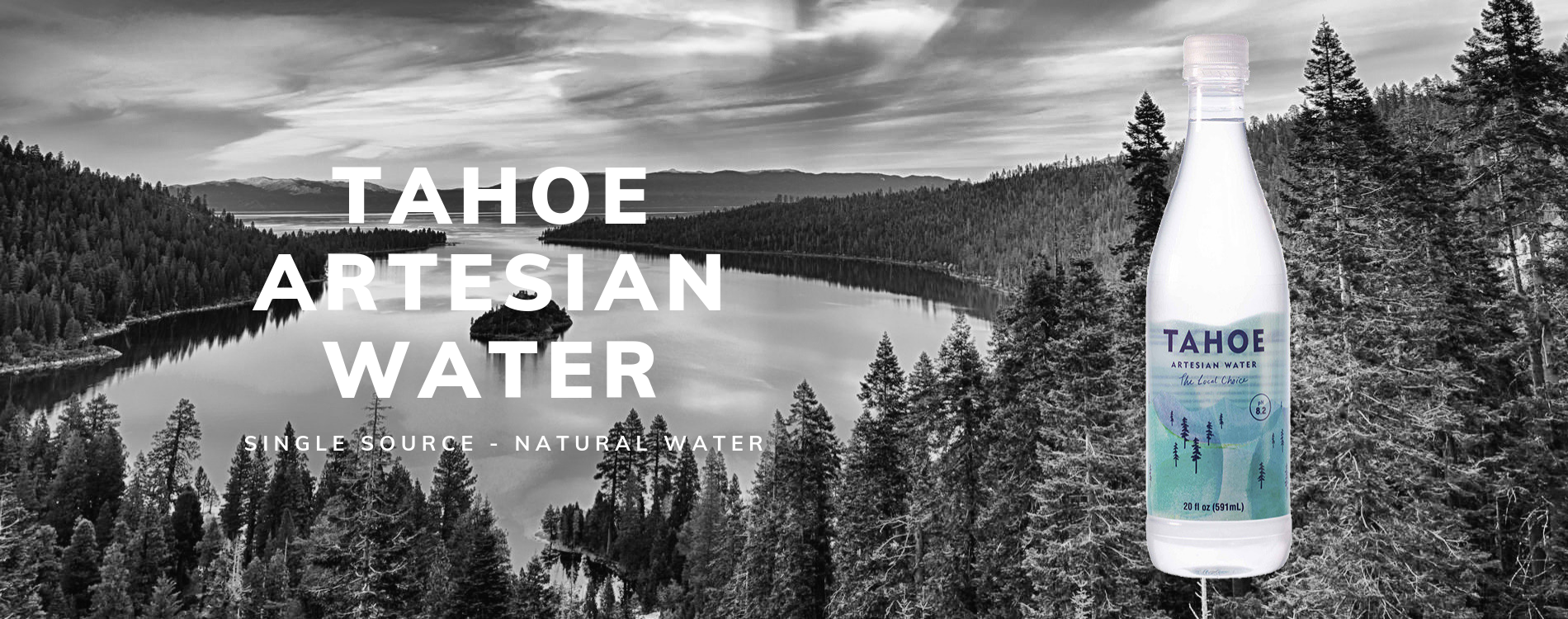 Tahoe Artesian Water - The Local Choice