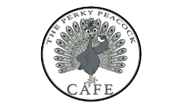 Perky Peacock Cafe